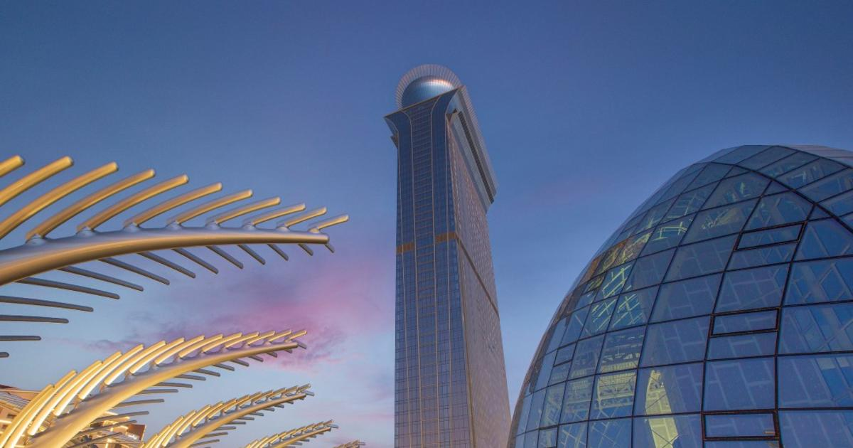 The Palm Tower by Nakheel