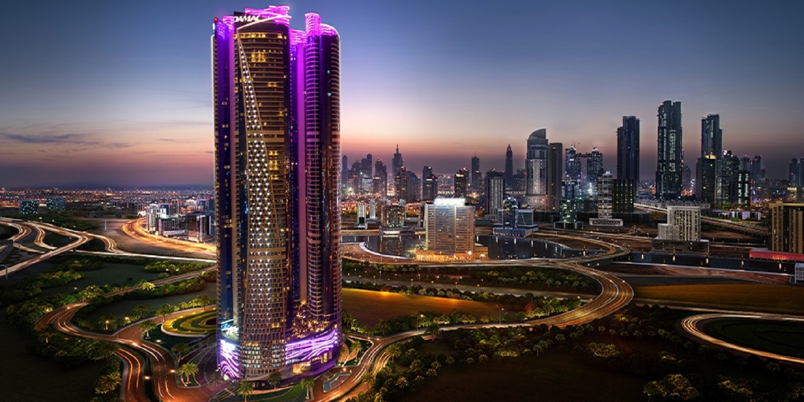 Damac Towers By Paramount At Business Bay