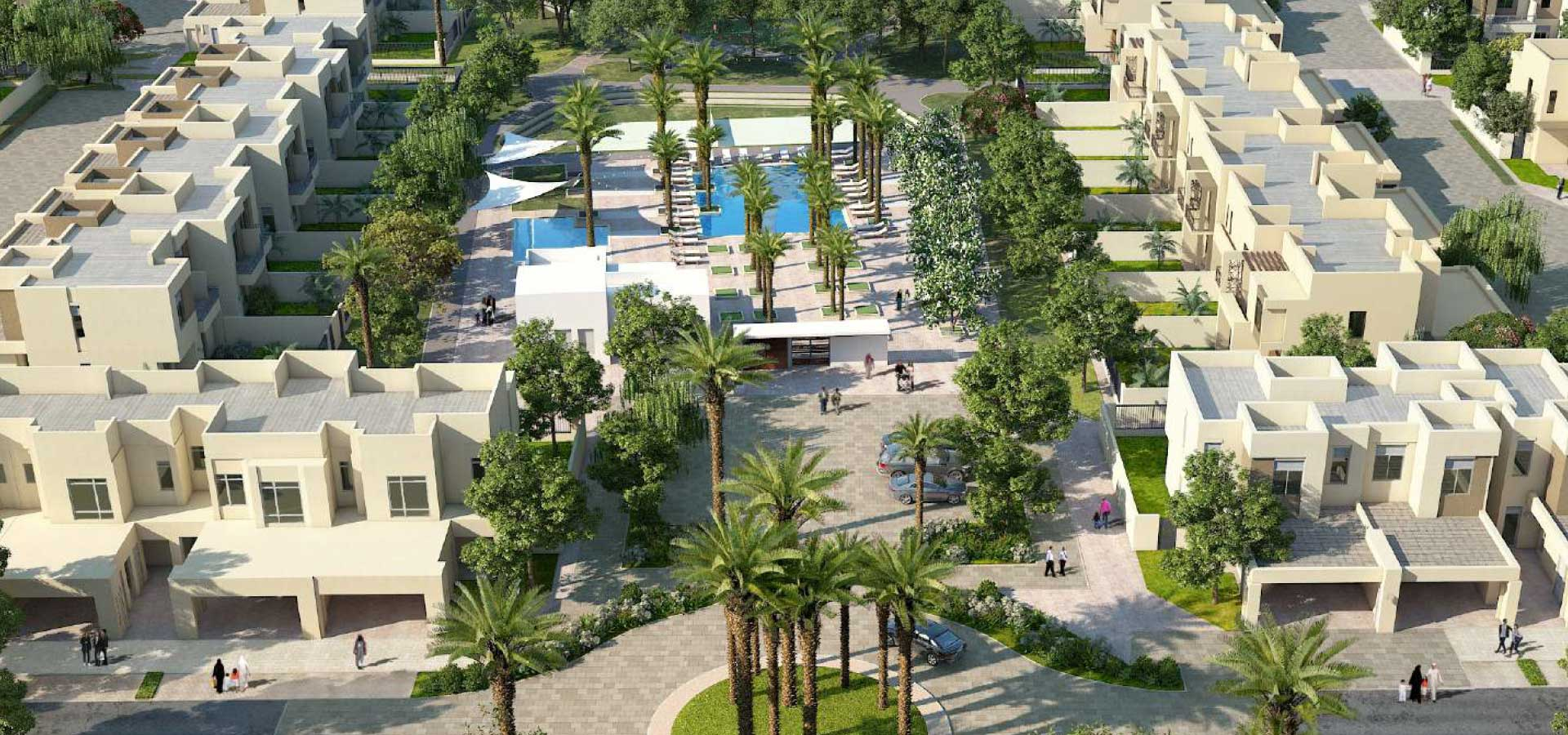 Safi Townhouses At Town Square