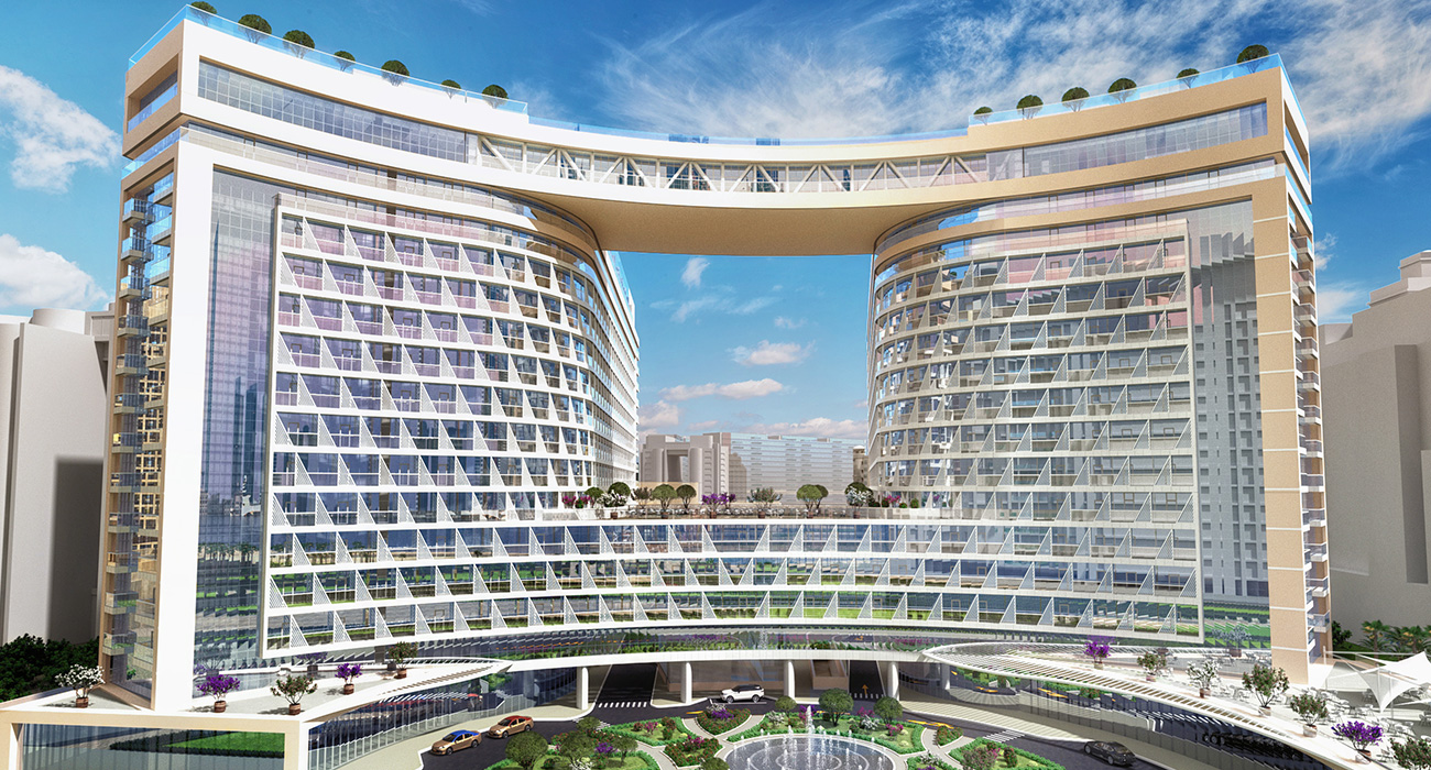 Seven Palm Residences In Palm Jumeirah